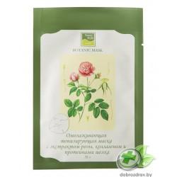 Маска для лица омолаживающая Beauty Style с розой