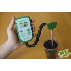 Прибор контроля параметров почвы 3 в 1 Luster Leaf Rapitest 1835