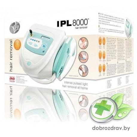 Домашний фотоэпилятор Rio IPL8000 Advanced