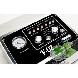 Аппарат вакуумной терапии V-02, Alvi Prague